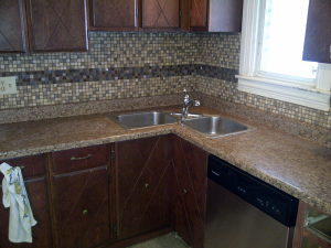 back-splash & counter-top replacement by hersh concepts